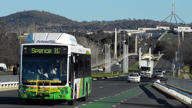 Canberra climate award