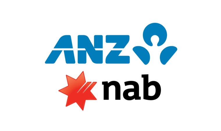 ANZ bank, NAB bank