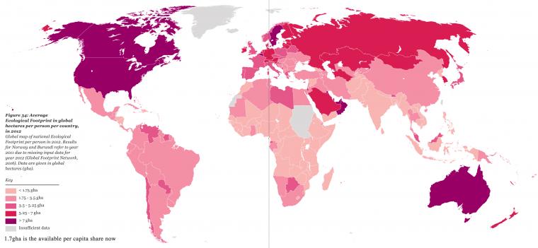 global footprint WFF