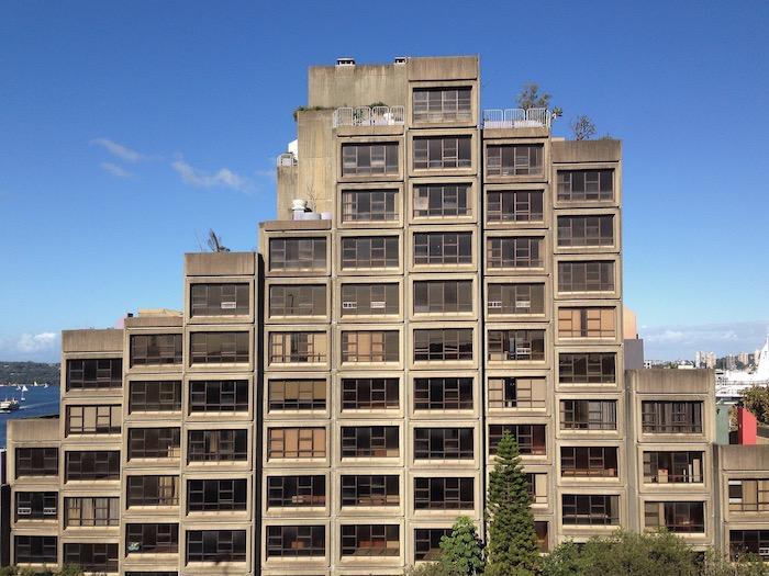 Sirius Apartments Sydney