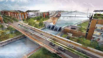 WAFX winner Hydroelectric Canal Paul Lukez