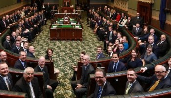 NSW parliament 2017