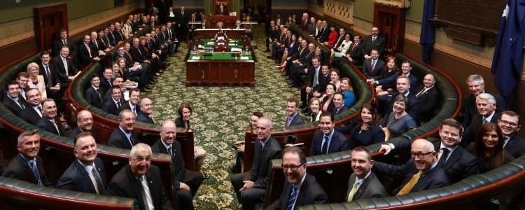 NSW parliament 2017