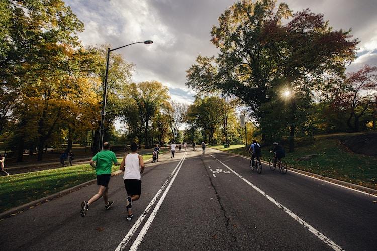 green park Photo by Chanan Greenblatt on Unsplash