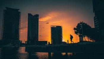 Docklands australia Photo by louis amal on Unsplash