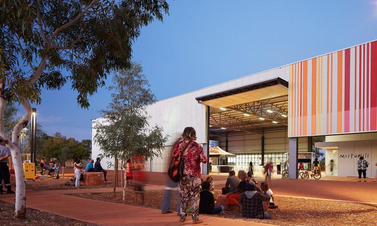 pilbara Robert Frith National Architecture Awards, pillbara