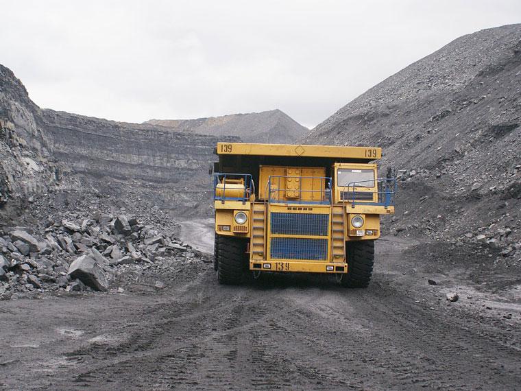 resources coal mine