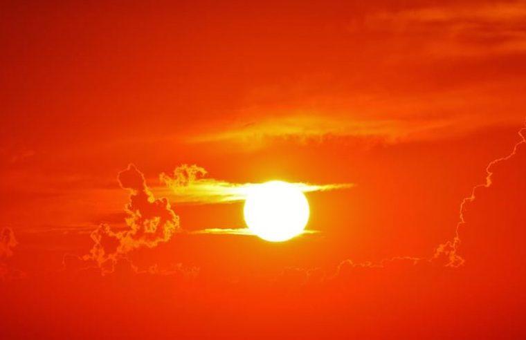 red sunset, Australian energy
