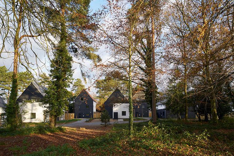 Carrowbreck Meadow passive house