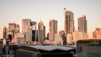 net zero Sydney city