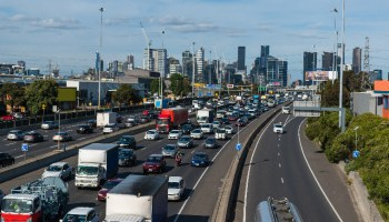 small cities, Melbourne highway
