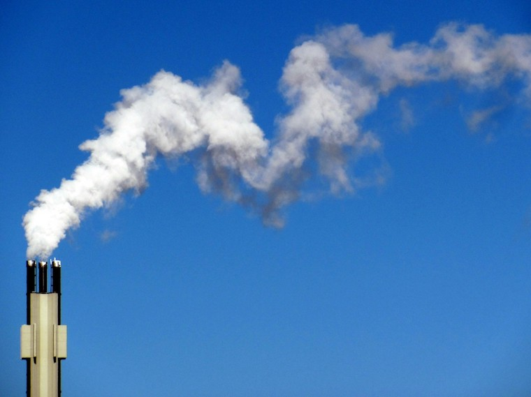 manufacturing, emissions from factory
