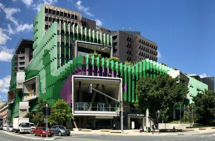Lady Cilento Children's Hospital, Brisbane climate change