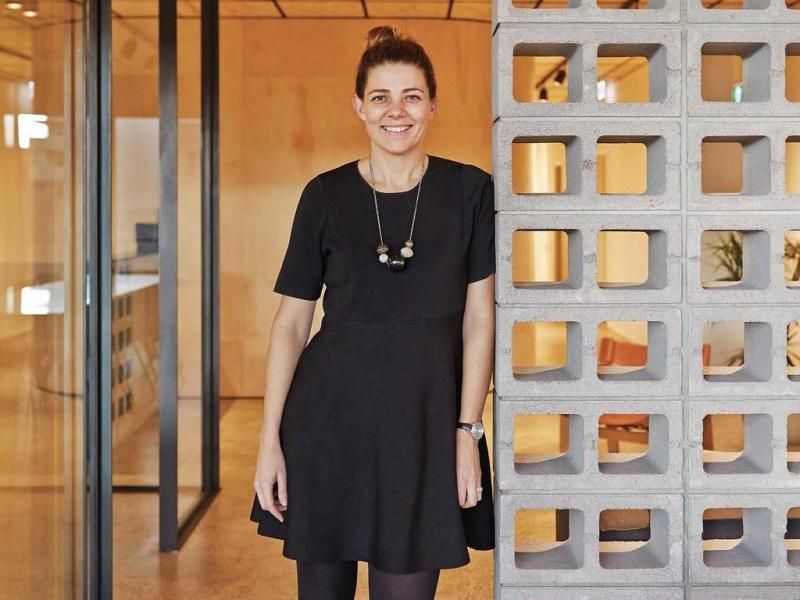 Clare Cousins architects city shapers