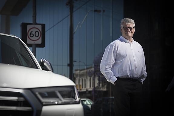 Smart cities guru Mark Burry elected to ATSE