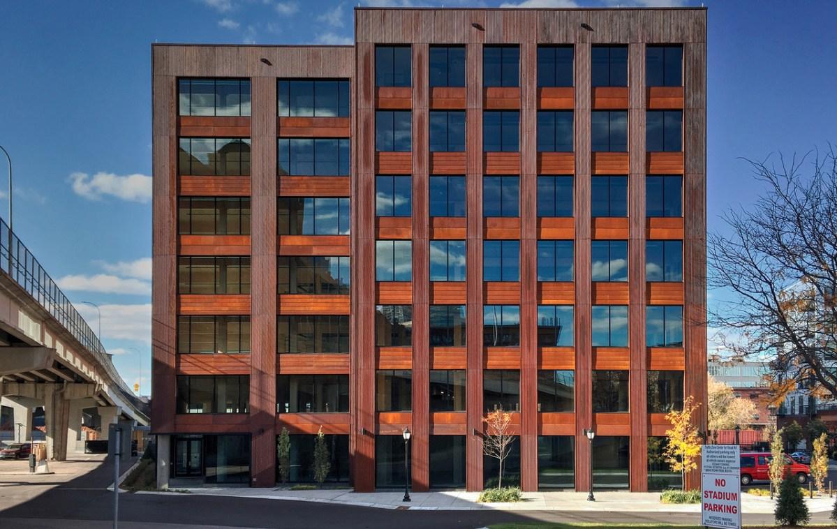 high performance buildings