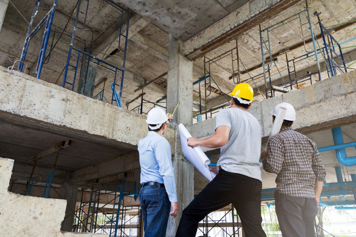 Building crisis: we need a joined up functional system