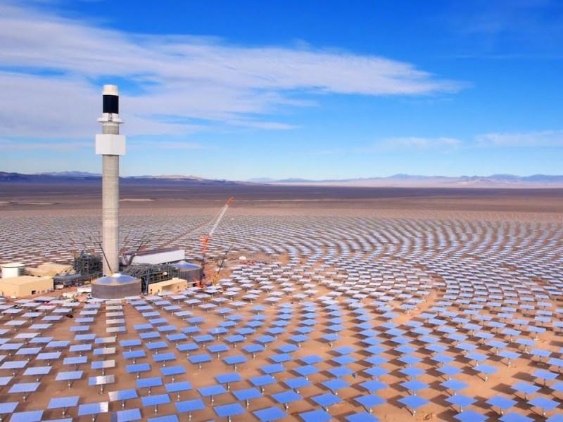 SolarReserve port augusta