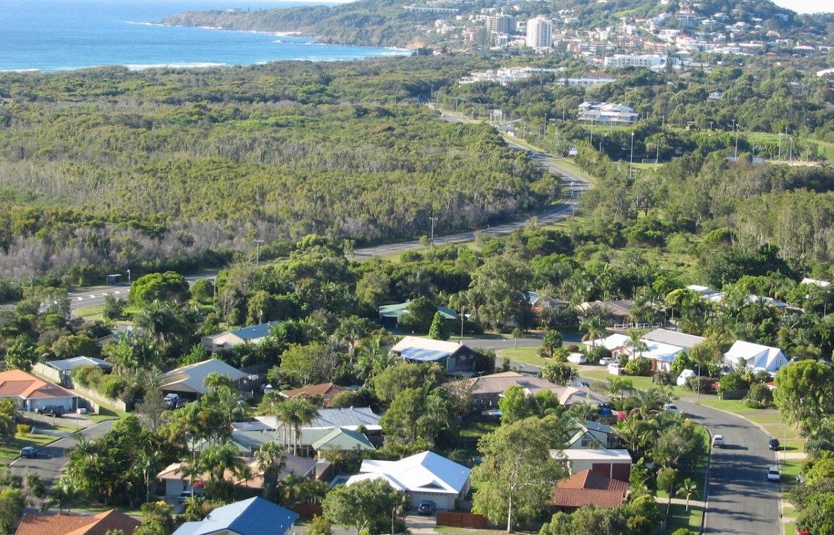 Is the Sunshine Coast a glimmer of green in Queensland's coal dust dystopia?
