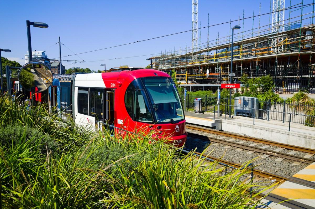 light rail sydney