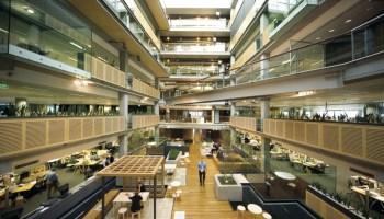 NATIONAL AUSTRALIA BANK OFFICE, MELBOURNE.