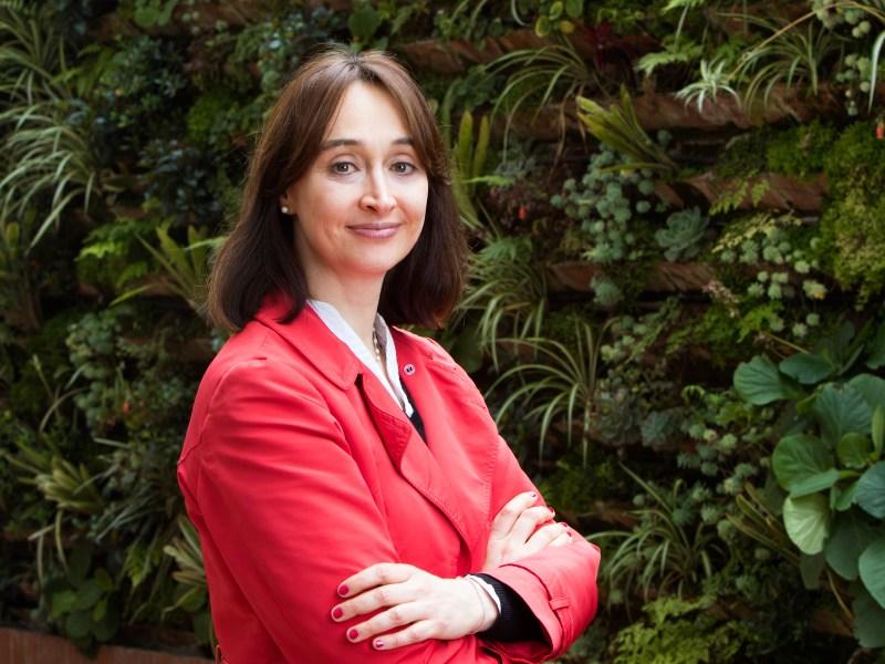 Cristina gamboa head of WGBC