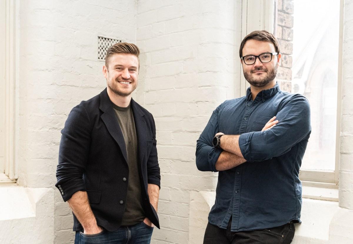 UPowr founders Stuart Philpot and Dan Friedman