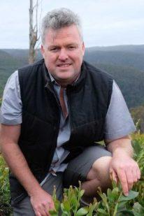 Dr Chris Taylor, ANU
