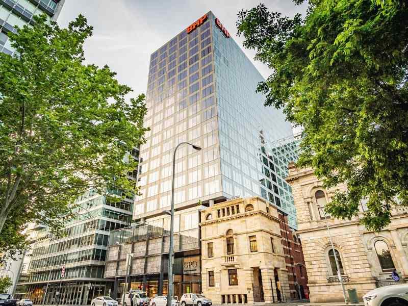 GPO Exchange Street View