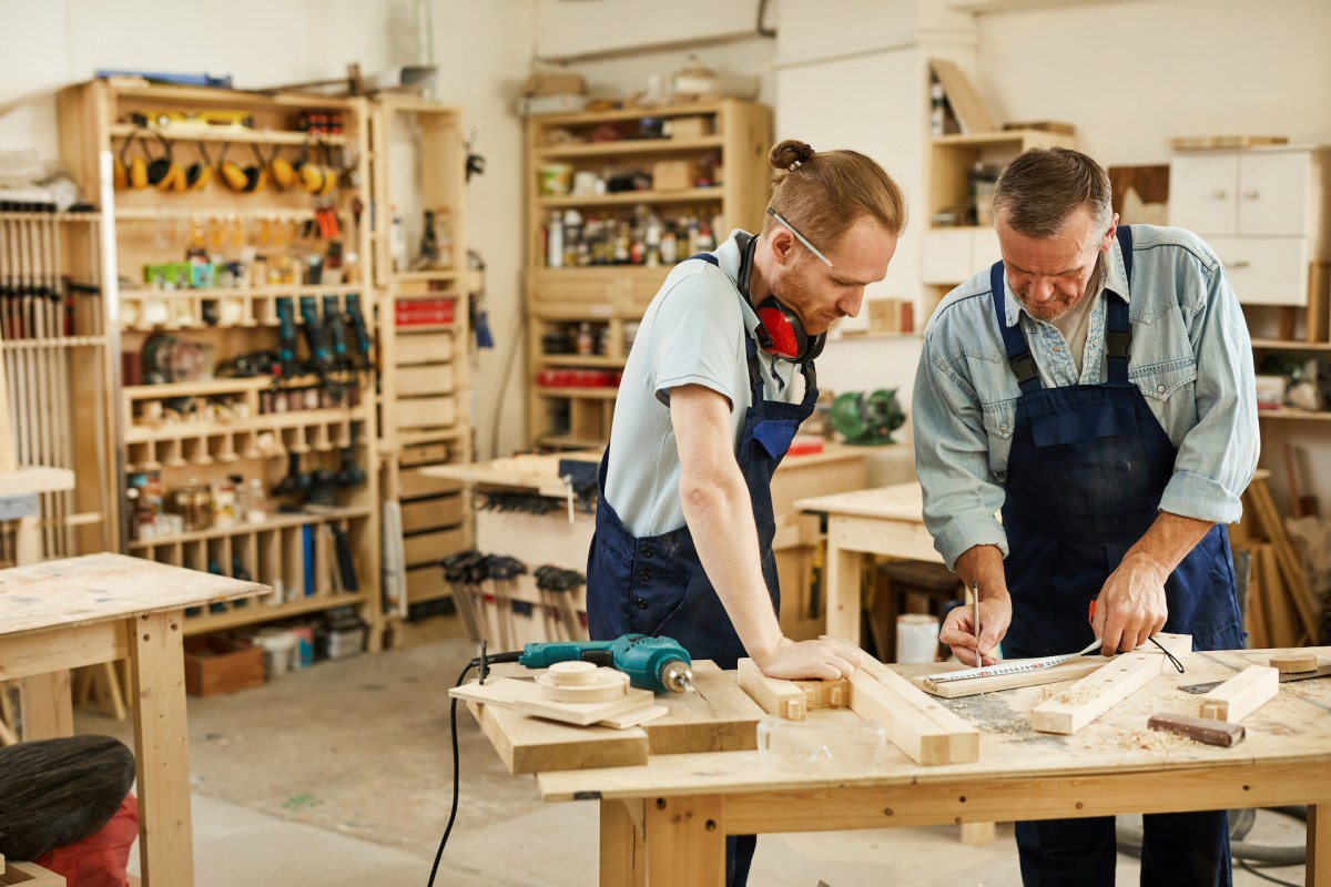 Family business carpenters