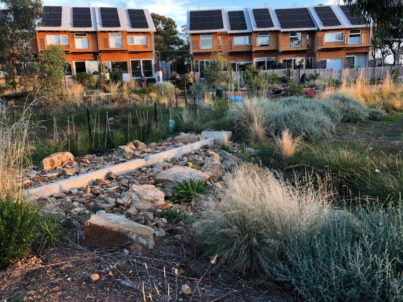 sustainable housing development