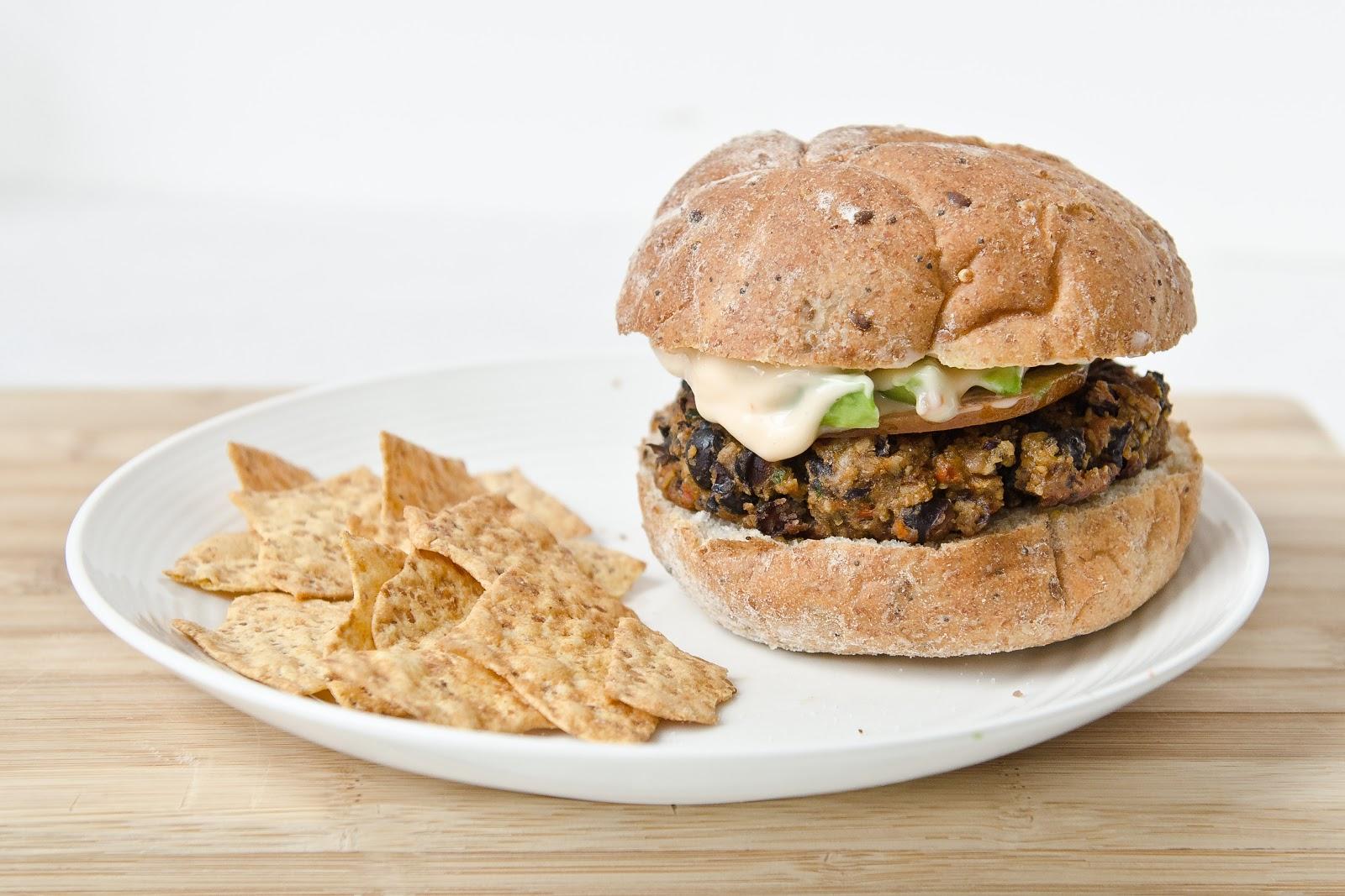 25 Gourmet Veggie Burgers