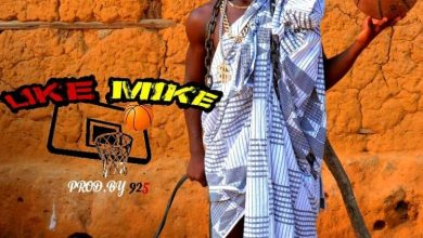 Photo of AY Poyoo – Like Mike (Prod by 925)
