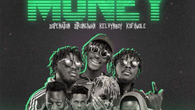 Photo of TubhaniMuzik – Money  Ft DopeNation x Kelvyn Boy x Kofi Mole x Strongman (Prod by TubhaniMusik)
