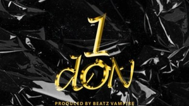 Photo of Shatta Wale – 1 Don (Prod by Beatz Vampire)