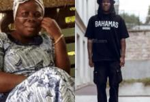 Photo of 6 Years On: Every Single Day I Hear You Speak To Me – Stonebwoy Remembers His Late Mum