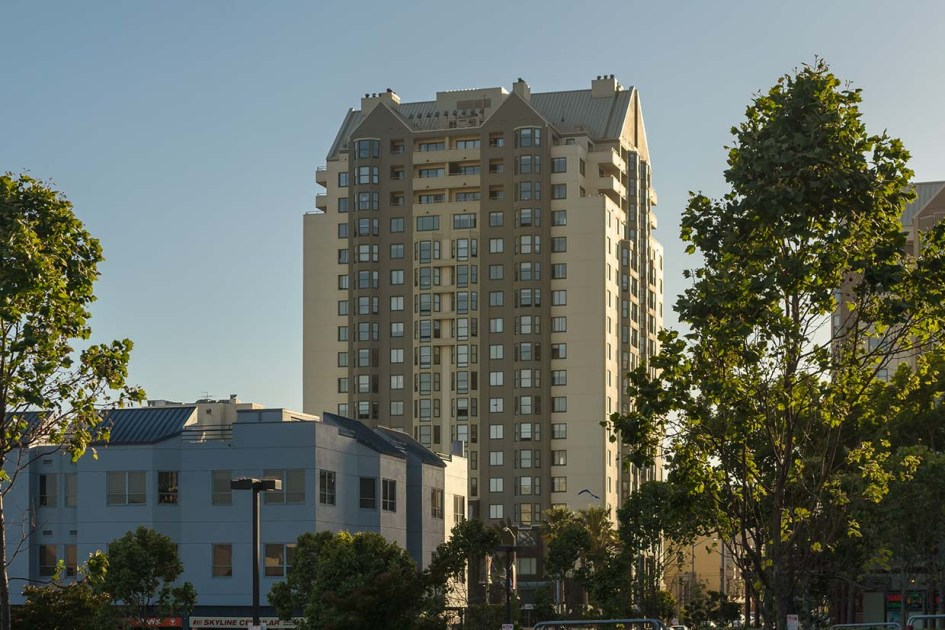 the fillmore center tower