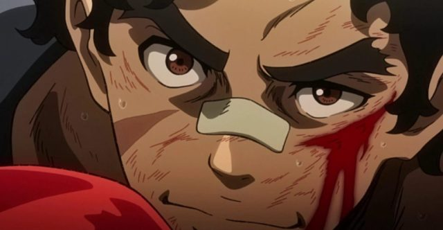 Megalo Box,  My Number Eight Pick For Top 10 Anime Of 2018
