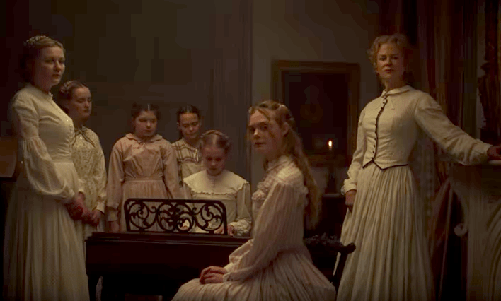 Image result for cast of the beguiled