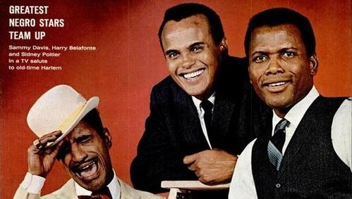 Cover Legends | Poitier, Belafonte & Davis