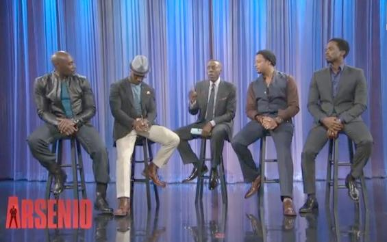 Reel Clips | The Best Man Holiday Cast on The Arsenio Hall Show