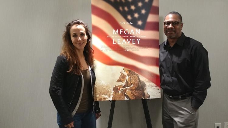 Conversations | Gabriela Cowperthwaite (Meagan Leavey) – FilmGordon