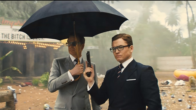 Reel Shorts | Kingsman: The Golden Circle