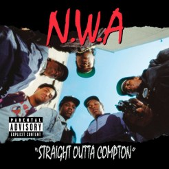 "N.W.A. ""Straight Outta Compton"" (1988)"