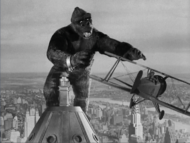Image result for King Kong (1933)