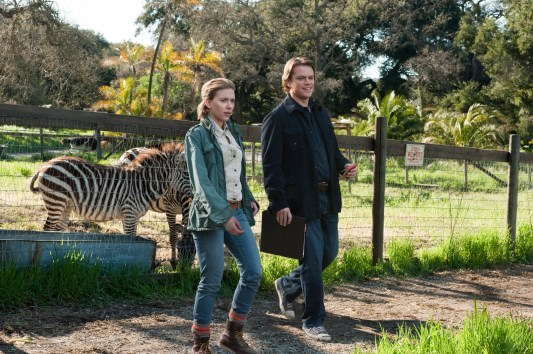 Image result for matt damon we bought a zoo