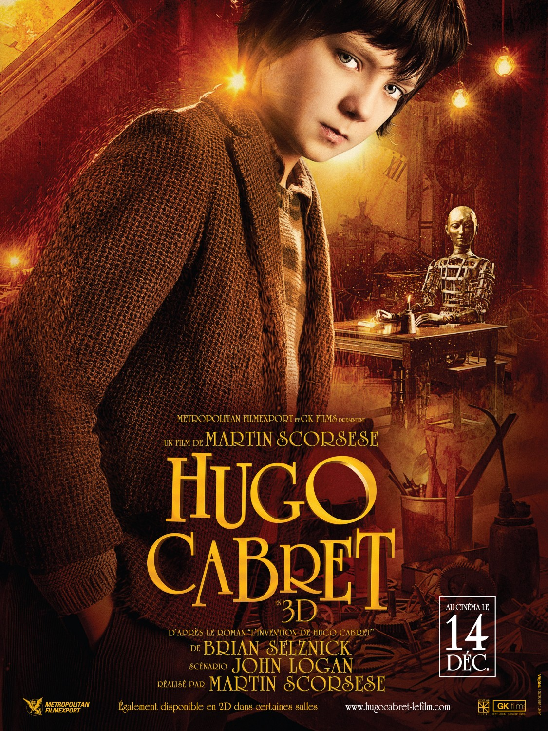 Watch Four Minutes From Martin Scorsese S Hugo Five