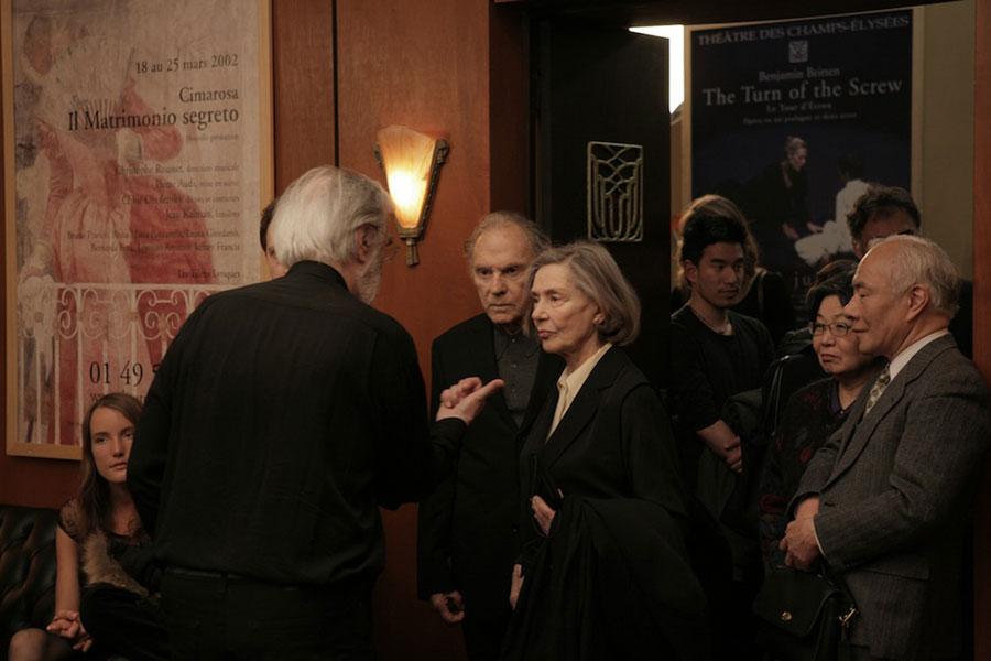 Michael Haneke Paul Thomas Anderson And Quentin Tarantino Among