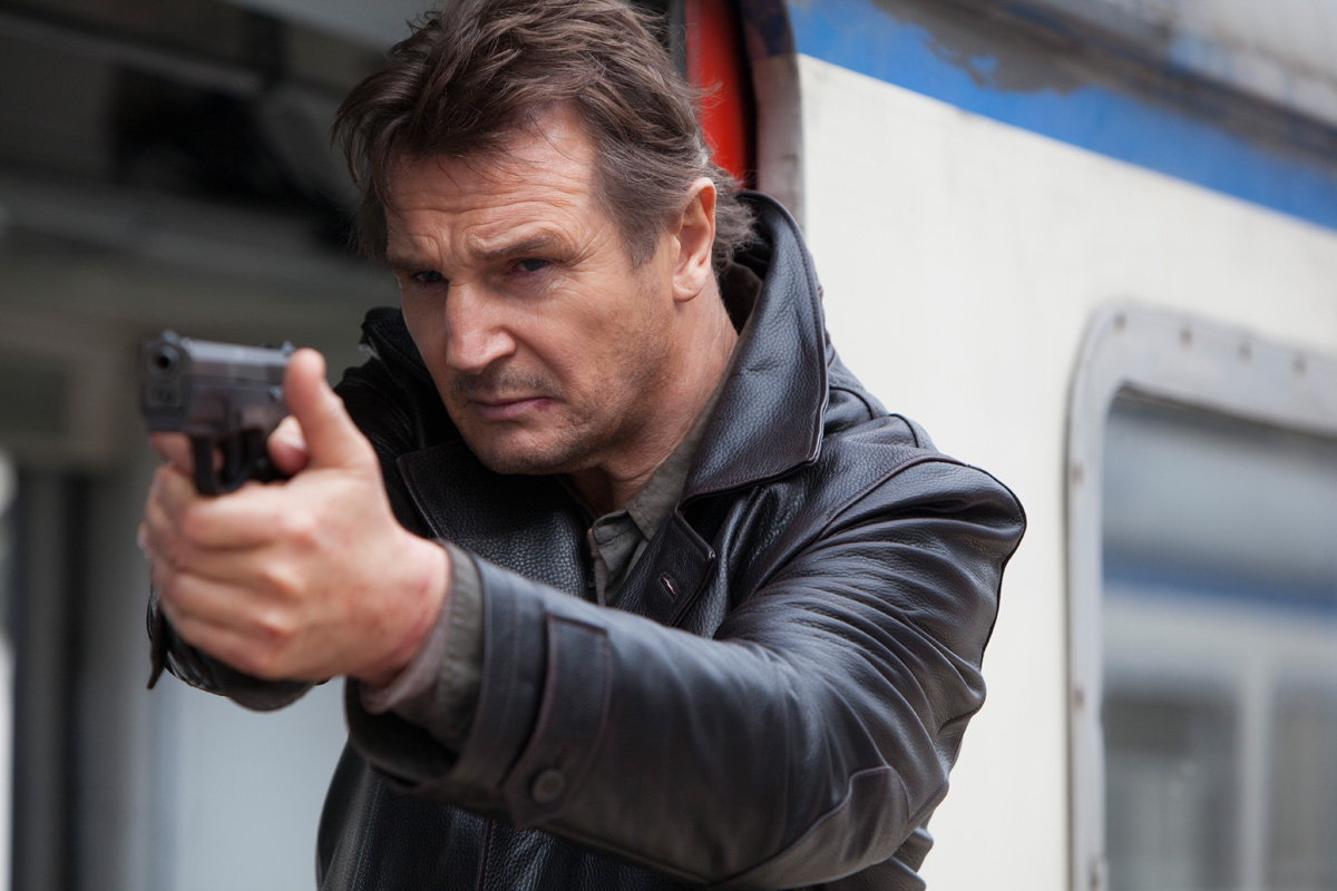 Image result for liam neeson taken