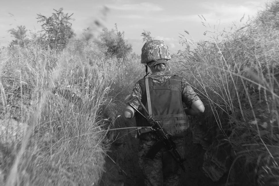 A film still of Trenches.